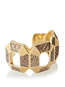 Kara Ross Negative Space Python Cuff