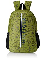 Tommy Hilfiger Maryland Olive Children's Backpack (TH/BTS16MRD)