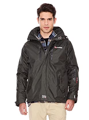 Geographical Norway/ Anapurna Anorak Bomba S (gris oscuro)