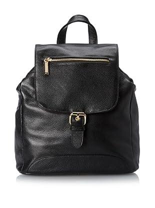 Zenith Women's Casual Backpack, Black