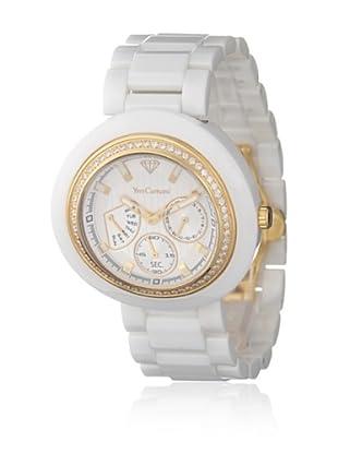 Yves Camani Reloj Toulouse Blanco / Oro
