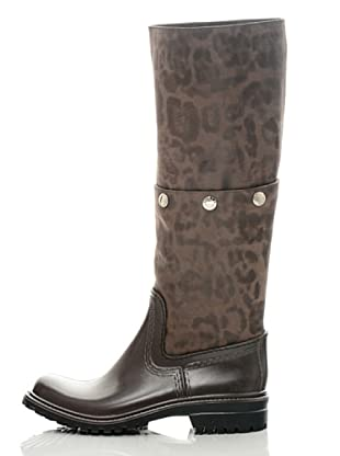 Furla Botas Fortuny (Marrón)