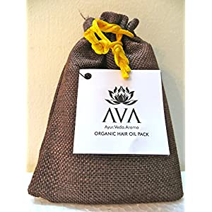 AVA ORGANIC HAIR OIL PACK