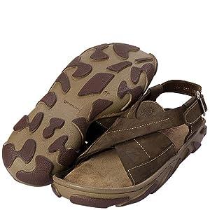 Woodland Sandals Men GD 0825110 Green