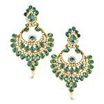 Multi Gold Plated Alloy Fashion Dangle & Drop Earring