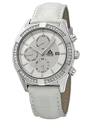 Rothenschild Damen Armbanduhr Artemis Kalbsleder/Weiss/Silber|Weiss