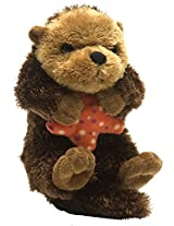 Wild Republic Hug Ems Sea Otter Plush Toy