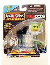 Angry Birds Star Wars Telepods Series 2 Kit Fisto Bird & Shock Trooper Pig