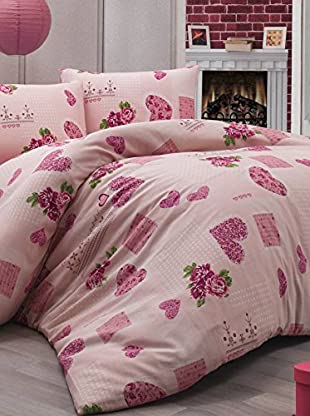 Colors Couture Bettdecke und Kissenbezug Bella