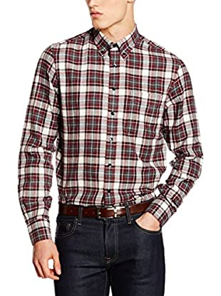 Hackett London Camisa Hombre Flannel Check