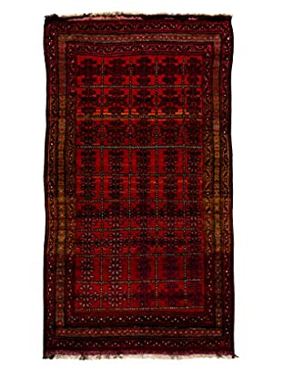 Darya Rugs One-of-a-Kind Tribal Rug, Rust, 5' 3