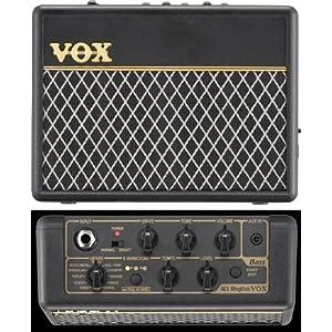 【クリックでお店のこの商品のページへ】VOX ヴォックス リズムマシン搭載 ベース用 1W ミニアンプ AC1 Rhythm VOX BASS