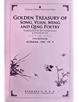 Golden Treasury of Chinese Poetry in Song, Yuan, Ming and Qing Dynasties