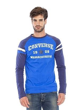 Converse Camiseta Princess (Azul / Morado)