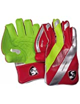 SG Club Wicket Keeping Gloves, Boy's