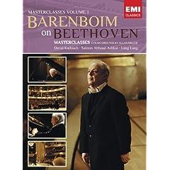 輸入盤DVD バレンボイムのベートーヴェン マスタークラス(2pc)の商品写真