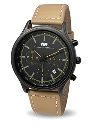 Rhodenwald & Söhne Reloj de caballero cronógrafo Eastwood Beige