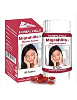 Herbal Hills Migrahills - 60 Tablets