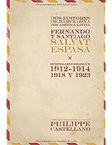 Dos editores de Barcelona por America Latina / Two editors from Barcelona in Latin America