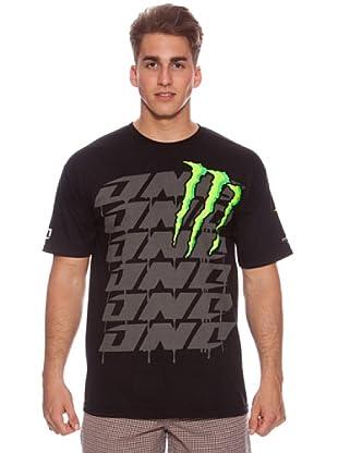 Monster Energy Camiseta Otis (Negro)