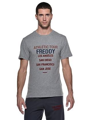 Freddy Camiseta Emotion (Gris Marengo)