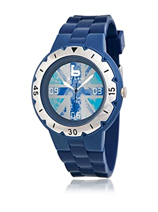 By Basi Reloj Flag Azul