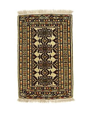 Eden Teppich Yomud mehrfarbig 60 x 95 cm