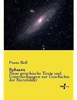 Sphaera - Neue griechische Texte und Untersuchungen zur Geschichte der Sternbilder (German Edition)