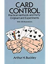 Card Control: Practical Methods and Forty Original Card Experiments (Dover Magic Books)
