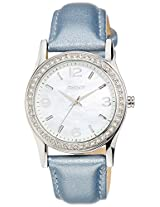 DKNY Analog White Dial Women's Watch - NY8484