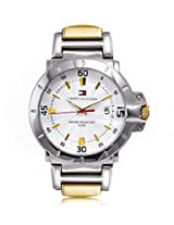 Tommy Hilfiger Analog Silver Dial Mens Watch - TH1790514/D