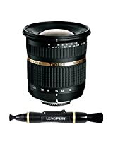 Tamron 10-24mm f/3.5-4.5 SP Di II LD IF Aspherical Zoom Lens + Lenspen NLP-1 Cleaning Brush (Black)
