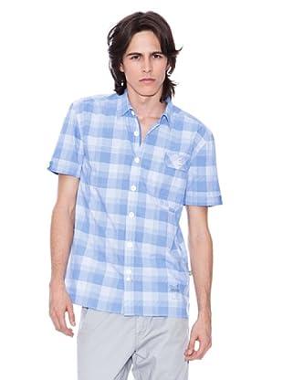 Gio Goi Camisa Sanco (azul / blanco)
