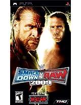 WWE SmackDown Vs Raw 2009 (PSP)