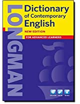 Longman Dictionary of Contemporary English New Edition Paper and DVD-ROM Pack