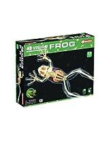 4D Vision Full Skeleton Frog Model by 4D Master