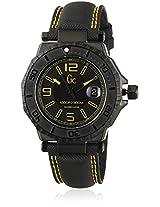 X79014G2S Black Analog Watch