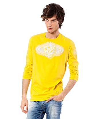 Custo Camiseta Nalu (Amarillo)