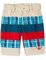 Happy Face Boys' Shorts