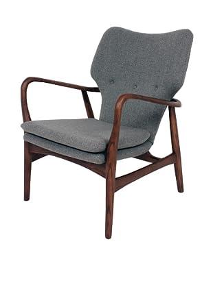 Control Brand Carlo Chair, Grey