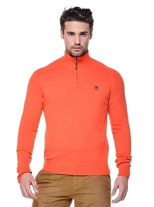 Timberland Jersey Cuello alto (Naranja)