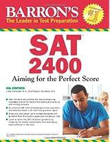 SAT 2400 (Barron's Sat 1600)