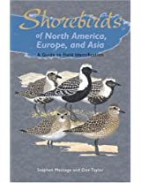 Shorebirds of North America, Europe and Asia - A Guide to Field Indentification (Princeton Field Guides)