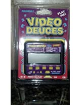 VIDEO DEUCES ROYAL FLUSH 2000 Electronic Handheld Game