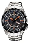 Casio Edifice Water Resistant Analog Multi-Color Dial Men's Watch - EF-130D-1A5VDF (ED419)