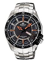 Casio Edifice Analog Multi-Color Dial Men's Watch - EF-130D-1A5VDF (ED419)