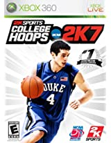 College Hoops 2K7 (Xbox 360)