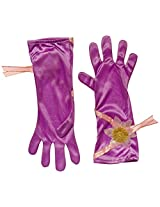 Disguise Costumes Rapunzel Gloves, Toddler, Size 6