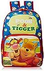Pooh School Bag Wtp With Tigger, Multi Color (14-inch)