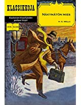 Näkymätön mies (Finnish Edition)